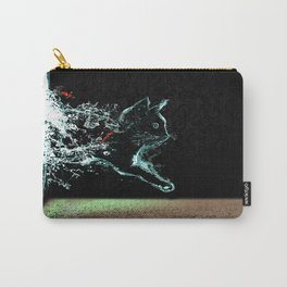 Water Cat Carry-All Pouch