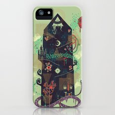 The Ominous and Ghastly Mont Noir iPhone (5, 5s) Slim Case