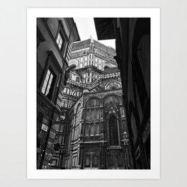 Santa Maria Art Print