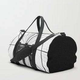 Brooklyn Bridge Web Vertical Duffle Bag