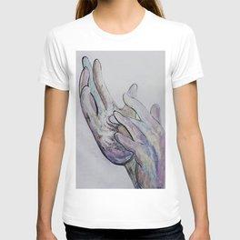 ASL Jesus Denim Coloring T-shirt