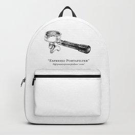 Espresso Portafilter Backpack