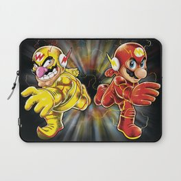 Super Flashy Rivals Laptop Sleeve