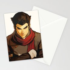 Mako Returns Stationery Cards