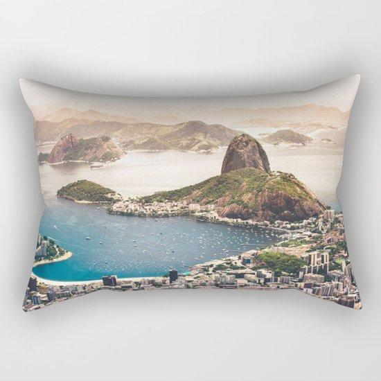 Rio de Janeiro Brazil Rectangular Pillow