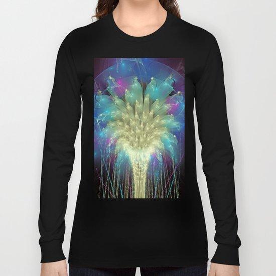 Cosmic Cascade Long Sleeve T-shirt