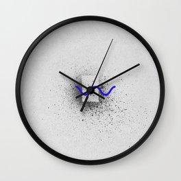 GEOMETRY 6 Wall Clock