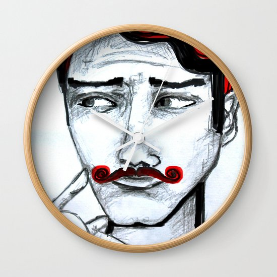 gentleman Wall Clock