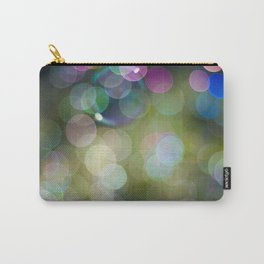 IRIDESCENT COLOURS OF SOAP FILM Carry-All Pouch