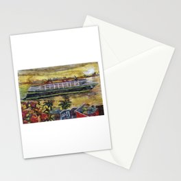 Cruise Magic Stationery Cards