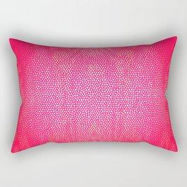 Abstract Polygons : Angel Rectangular Pillow