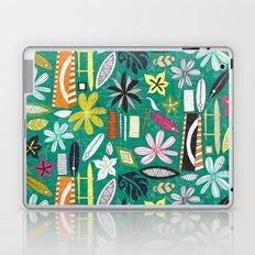 beachy jade Laptop & iPad Skin