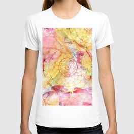 Mandala Water Color II T-shirt