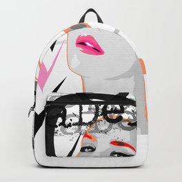 Lana Urban Street Portrait Backpack