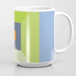 Birdseye Pyramid Coffee Mug