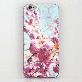 Miss Flower... iPhone Skin
