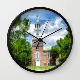 Dartmouth College Wall Clock