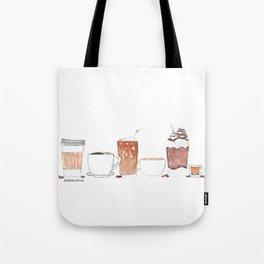 Coffee Tote Bag