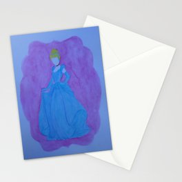 """Cinderella"" Stationery Cards"