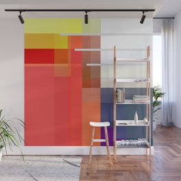 Abstract Composition 647 Wall Mural
