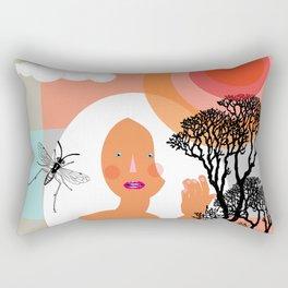 HOT COUNTRY Rectangular Pillow
