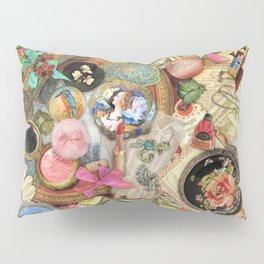 Vintage Vanity Pillow Sham