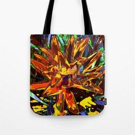 floral technique Tote Bag