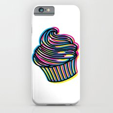 CMYK Cupcake Slim Case iPhone 6s