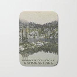 Mount Revelstoke National Park Bath Mat