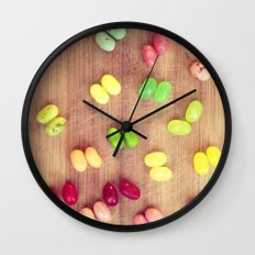 Jelly babes Wall Clock