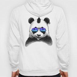 DJ Punk Panda Hoody