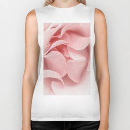 Pink flora Rose Bud- Roses and flowers Biker Tank