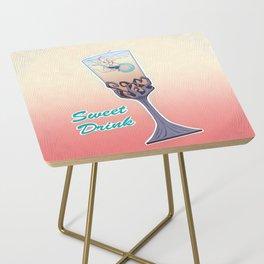 Sweet Drink Side Table