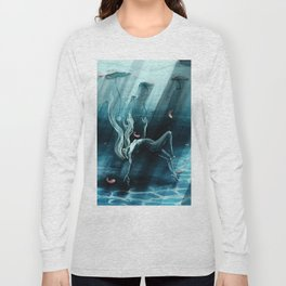 Dance of the Waterlily Long Sleeve T-shirt