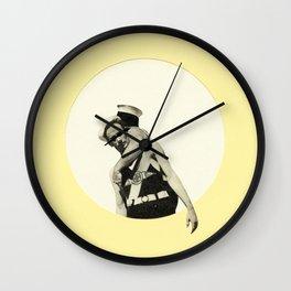 Saviour Wall Clock
