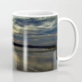 Ferris Wheel Sunset Coffee Mug