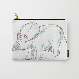 Dinosaurs 3 - Brachyceratops Carry-All Pouch