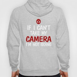 NOT WITHOUT CAMERA Hoody