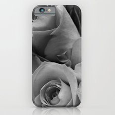 Roses Black & White #4 Slim Case iPhone 6s