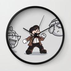 Weeping Boo's  Wall Clock