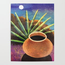 Agave Moods 1 Poster