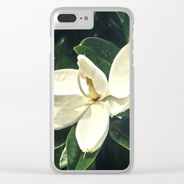 A New Day Begins Clear iPhone Case