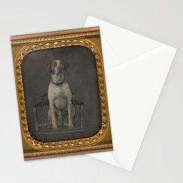 Dog Daguerreotype (Rufus Anson) Stationery Cards