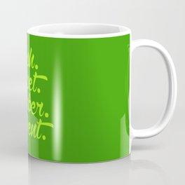 flush offset camber fitment v2 HQvector Coffee Mug