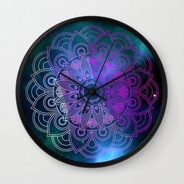 NEBULA HAZE Wall Clock