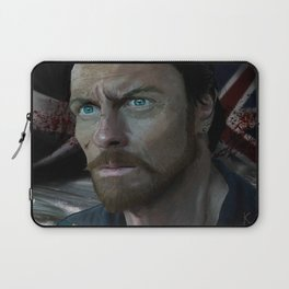 Paint the World Full of Shadows Laptop Sleeve