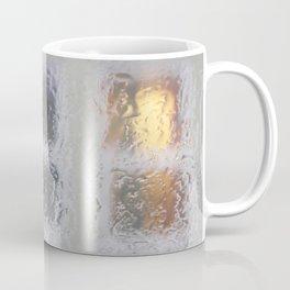 Windows in rain Coffee Mug