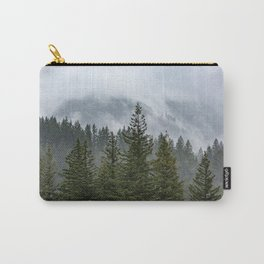 Forest Fog IV - 90/365 Carry-All Pouch