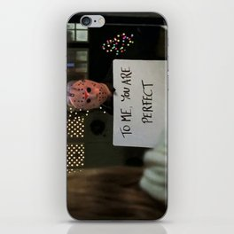 JASON VORHEES IN LOVE ACTUALLY iPhone Skin