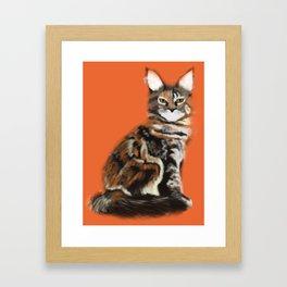 The Royal Safir Framed Art Print